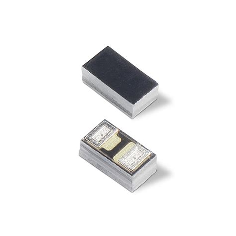 tvs diode fuse littelfuse introduces industry unidirectional esd protection in a 01005 flip chip