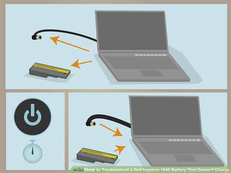 dell laptop battery reset software 3 ways to troubleshoot a dell inspiron 1545 battery that