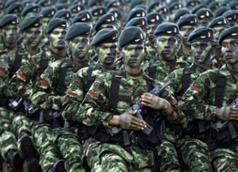 Jaket Loreng Army Au By Kota Intan yes24 indonesia 5 pasukan terbaik indonesia