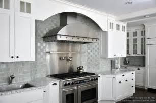 kitchen tile backsplash ideas with white cabinets custom portfolio of kitchens countertops