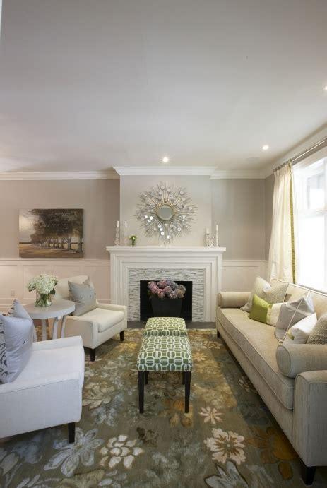 gray walls transitional living room pratt