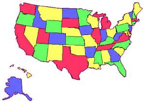 State Map Game by 50 States Game