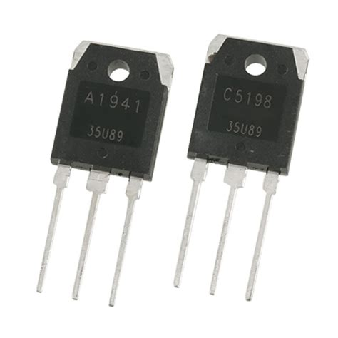 power transistor a1941 pair a1941 c5198 10a 200v power lifier silicon transistor bf ebay
