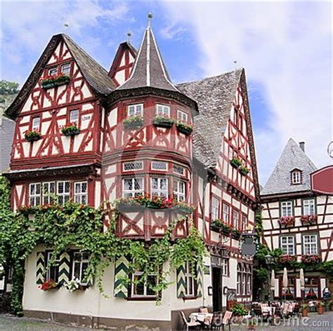 Traditional German House Germany Pinterest