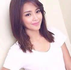 hair style of kathryn bernardo 1000 images about hairstyle on pinterest kathryn