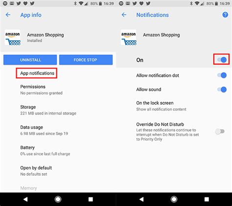 stop notifications on android how to block popup ads on android