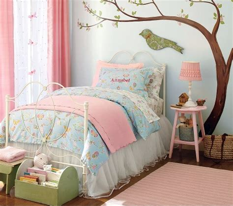 pottery barn girl room ideas iron beds for girls rooms