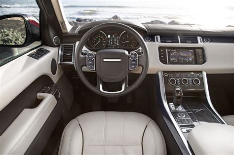 land rover range rover sport 2017 interior 2016 land rover range rover sport td6 review long term