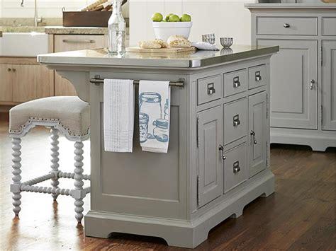 paula deen home dogwood kitchen island with stainless universal furniture dogwood paula deen home the