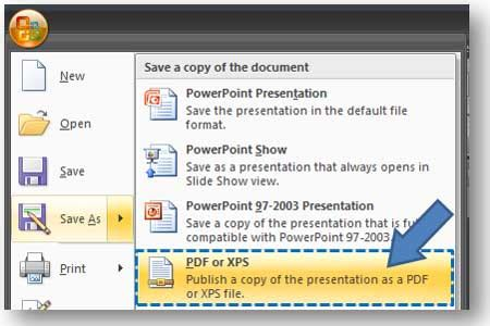 powerpoint tutorial pdf 2007 download free software como convertir powerpoint a pdf