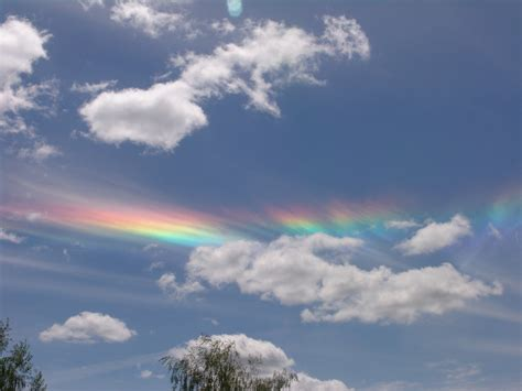 rainbow cloud rainbows in the clouds education matters