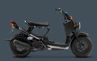 Honda Ruckas Scooters Mopeds 2012 Honda Ruckus Scooter Picture