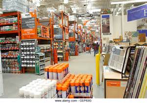 home depot interiors home depot aisle stock photos home depot aisle stock images alamy