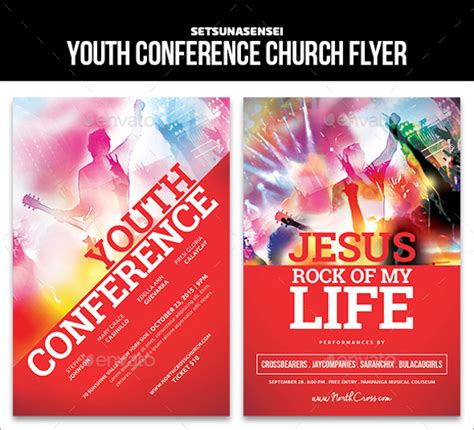 39 Church Flyer Templates Psd Ai Illustrator Download Youth Flyer Template Free