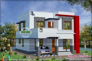 home design low budget 1690 sq ft low budget modern home kerala home design and