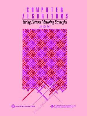 net pattern matching string computer algorithms string pattern matching strategies by
