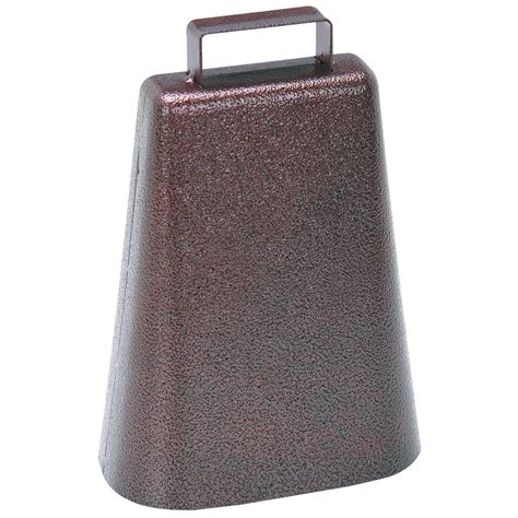 Cow Bell got a fever steel cowbell the prescription for more