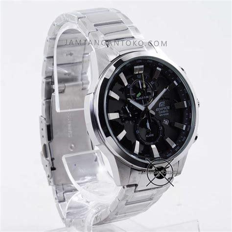 Jam Tangan Casio Edifice Murah Efr 303d 2av Edifice Pria Edifice harga sarap jam tangan edifice efr 303d 1av silver black