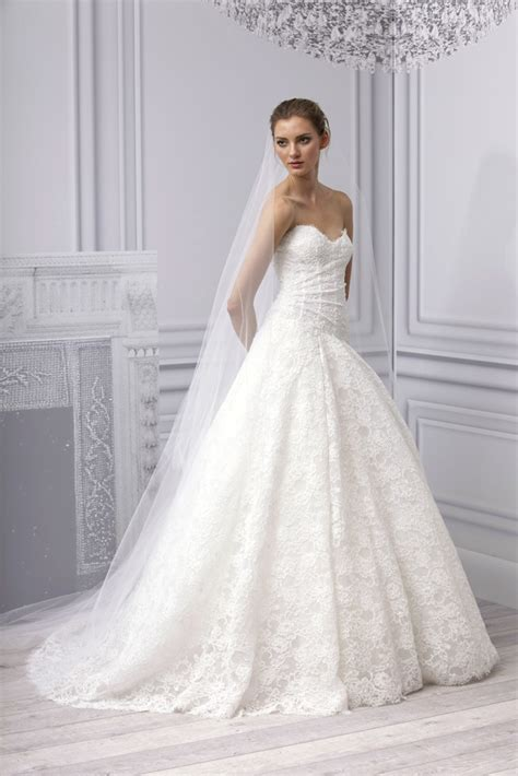 Wedding Dresses Brands by The World S Top Ten Wedding Dress Brand The Hairs