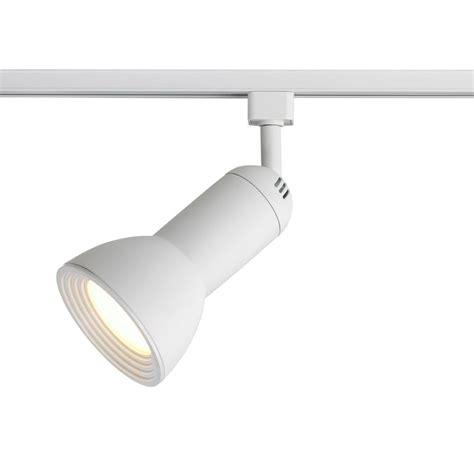 home depot track lighting led lithonia lighting ostrich egg 1 light white led track