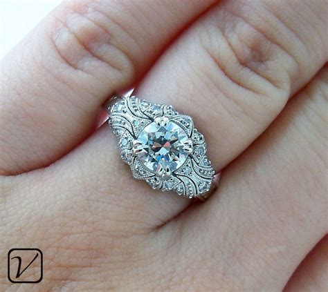 Antique Engagement Rings   A Favorite With Young Women