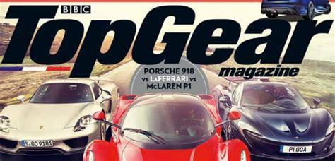 Magazine En Francais by Topgear En Fran 231 Ais Et En Kiosque Dor 233 Navant
