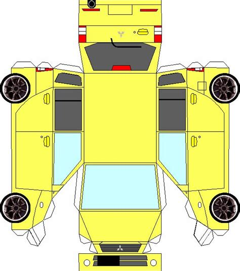 Papercraft Car - 75 best images about papercraft model cars on