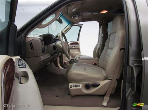 Custom Ford Excursion Interior by 2003 Ford Excursion Limited Interior Photos Gtcarlot