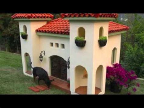 huge dog house big dog houses youtube