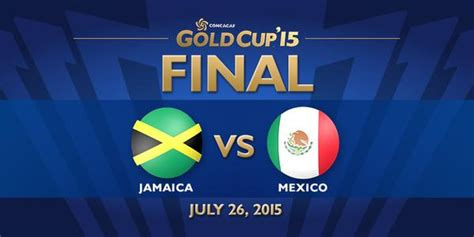 Jamaica Finder Where To Find Mexico Vs Jamaica Gold Cup On Us Tv And World Soccer Talk