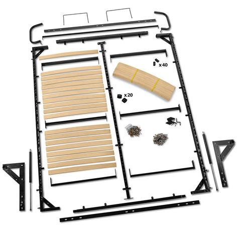 murphy bed frame kit murphy beds rockler woodworking and hardware