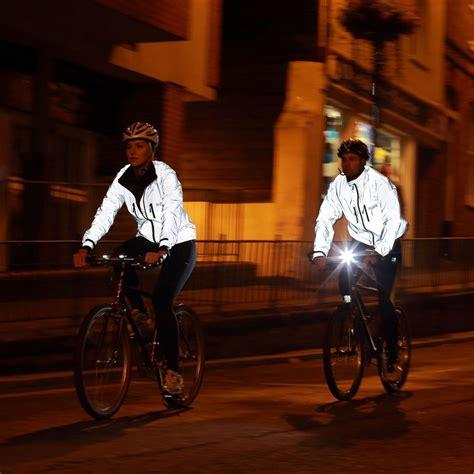 mens reflective cycling jacket reflect360 s cycling jacket 100 reflective jacket