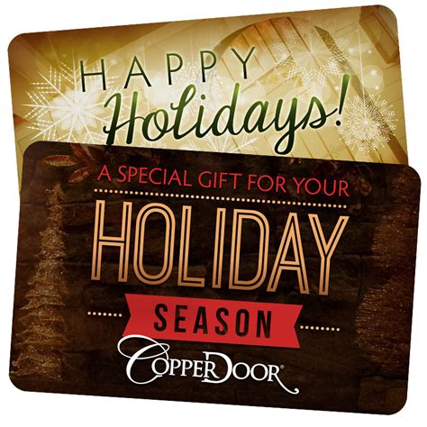 Copper Door Gift Card - copper door restaurant not too fancy not too casual it s juuust right located