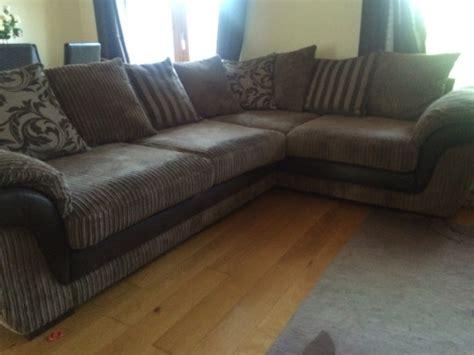 dfs corner sofa for sale in carpenterstown dublin from dazdub
