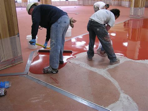how thick should an epoxy floor coating be florock