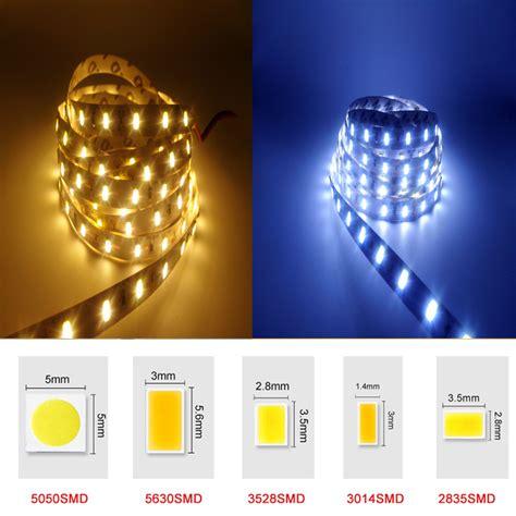 Rgb Led Lights Strips Dc12v Rgb Led Light Smd5050 5630 3528 3014 2835 Fita Led String Ribbon Bar Neon New