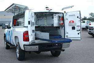 truck service bed images