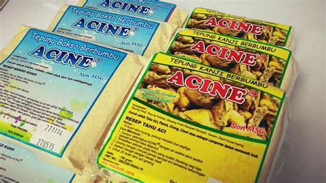 membuat otak otak aci acine solusi bikin tahu aci tegal dengan mudah dan enak