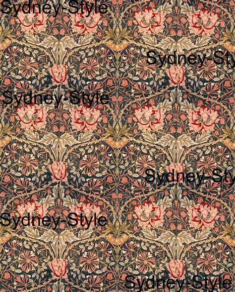 Nouveau Fabric Upholstery by Dollhouse Miniature Nouveau Upholstery Apparel Fabric