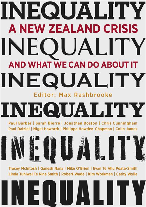 inequality what can be done books books inequality a new zealand conversation