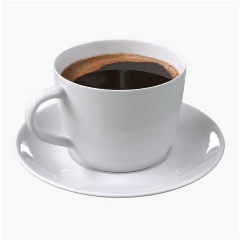 3d Model Coffee Cup coffee cup 2 3d model