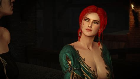 witcher 3 yennefer alternate look the witcher 3 triss wallpaper 84 images
