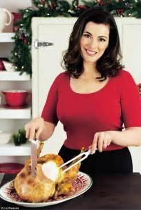 nigella lawson dinner menu talking turkey nigella s big day dinner centrepiece