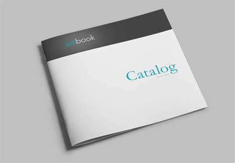 free catalog template stockindesign free indesign catalog template artbook