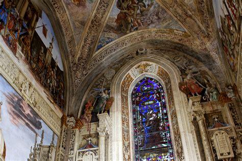 santa novella interno la chiesa di santa novella bellezza