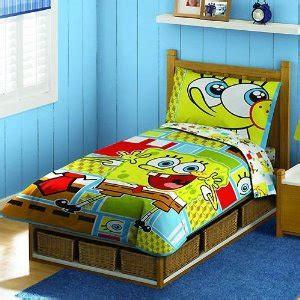 spongebob bedroom set boys bedroom ideas spongebob toddler bedding set