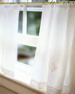 cafe curtain step by step diy craft how to s and