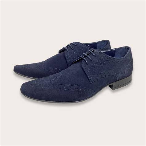 blue suede shoes image gallery navy blue suede shoes