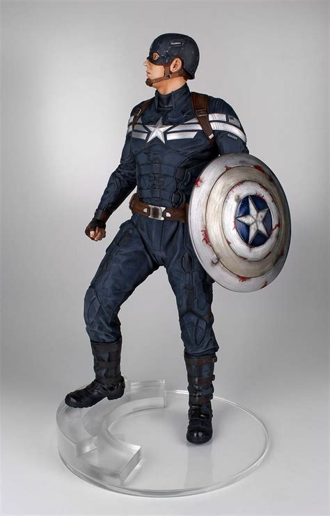 Kaos Captain America Stealth Suit Winter Soldier winter soldier captain america vintage suit captain