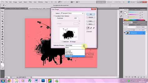 tutorial website maken photoshop photoshop tutorial achtergrond transparant maken youtube